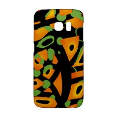 Abstract Animal Print Galaxy S6 Edge