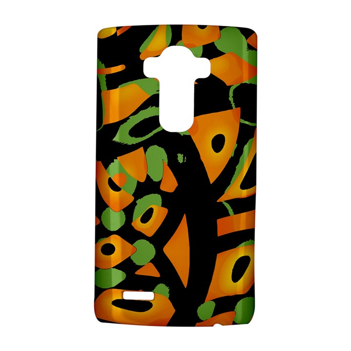 Abstract animal print LG G4 Hardshell Case