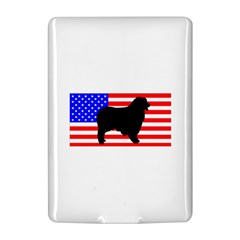 Australian Shepherd Silo Usa Flag Kindle 4