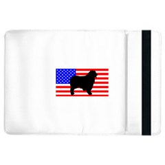 Australian Shepherd Silo Usa Flag iPad Air 2 Flip