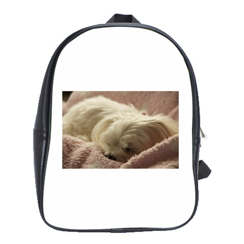 Maltese Sleeping School Bags(Large)