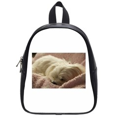 Maltese Sleeping School Bags (Small)