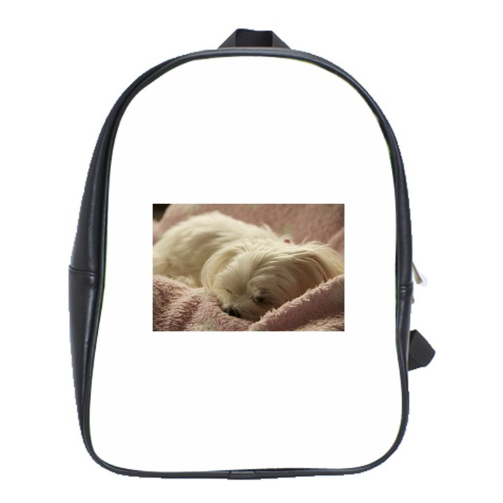 Maltese Sleeping School Bags (XL)