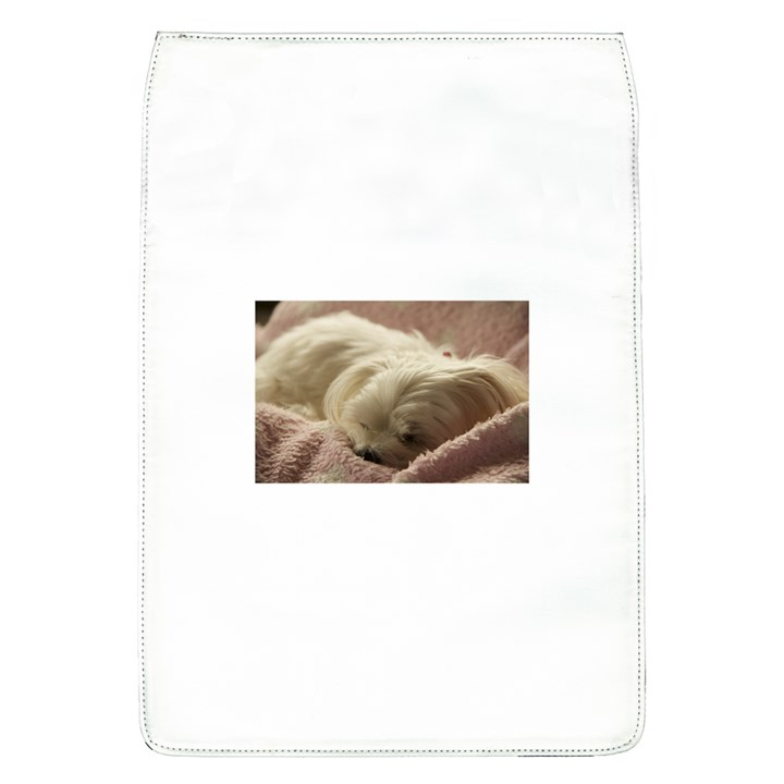 Maltese Sleeping Flap Covers (L)