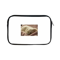 Maltese Sleeping Apple iPad Mini Zipper Cases