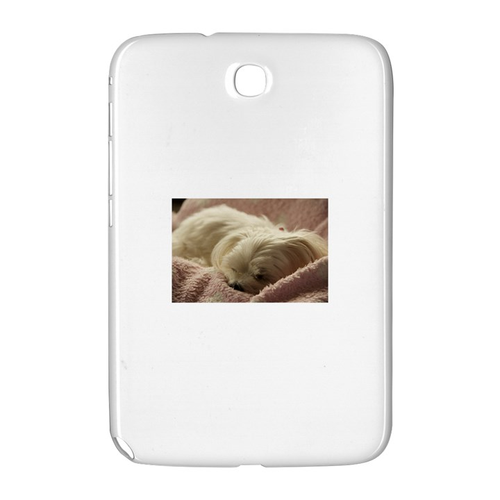 Maltese Sleeping Samsung Galaxy Note 8.0 N5100 Hardshell Case