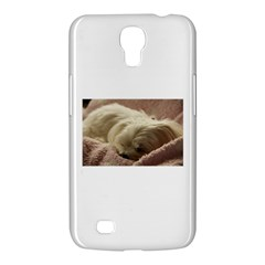 Maltese Sleeping Samsung Galaxy Mega 6.3  I9200 Hardshell Case