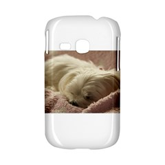 Maltese Sleeping Samsung Galaxy S6310 Hardshell Case
