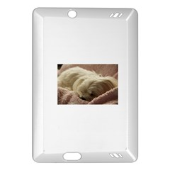 Maltese Sleeping Amazon Kindle Fire HD (2013) Hardshell Case