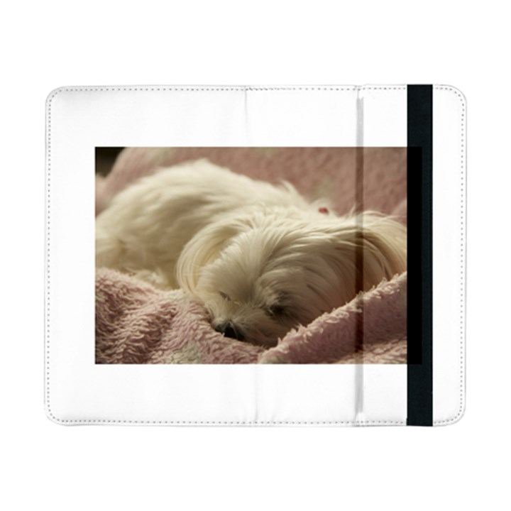 Maltese Sleeping Samsung Galaxy Tab Pro 8.4  Flip Case