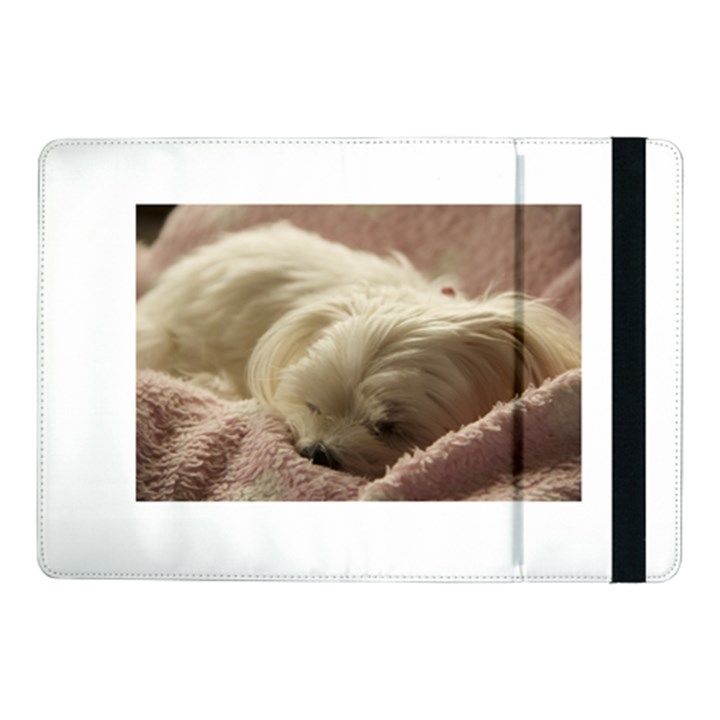 Maltese Sleeping Samsung Galaxy Tab Pro 10.1  Flip Case