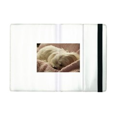 Maltese Sleeping iPad Mini 2 Flip Cases
