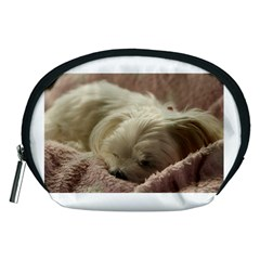 Maltese Sleeping Accessory Pouches (Medium)