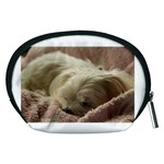 Maltese Sleeping Accessory Pouches (Medium)  Back