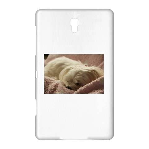 Maltese Sleeping Samsung Galaxy Tab S (8.4 ) Hardshell Case