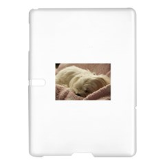 Maltese Sleeping Samsung Galaxy Tab S (10.5 ) Hardshell Case