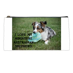 Blue Merle Miniature American Shepherd Love W Pic Pencil Cases