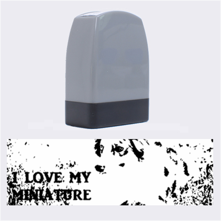 Blue Merle Miniature American Shepherd Love W Pic Name Stamps