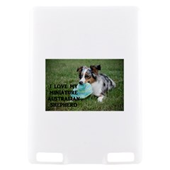 Blue Merle Miniature American Shepherd Love W Pic Kindle Touch 3G