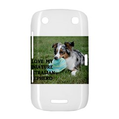 Blue Merle Miniature American Shepherd Love W Pic BlackBerry Curve 9380