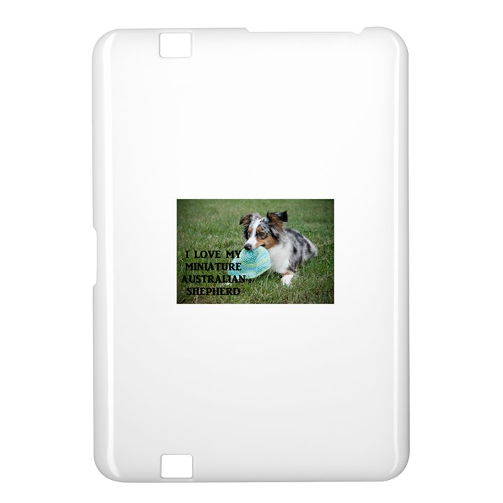 Blue Merle Miniature American Shepherd Love W Pic Kindle Fire HD 8.9