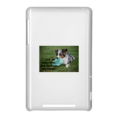 Blue Merle Miniature American Shepherd Love W Pic Nexus 7 (2012)
