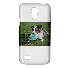 Blue Merle Miniature American Shepherd Love W Pic Galaxy S4 Mini