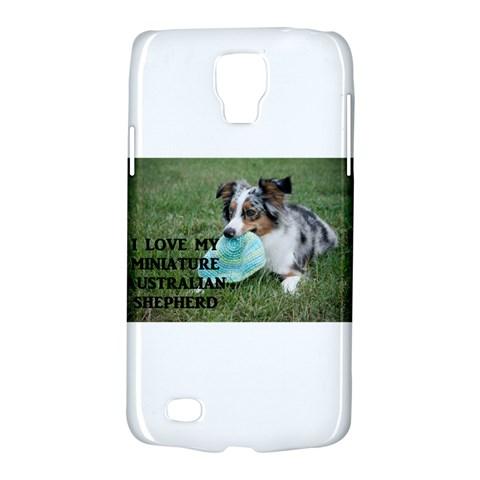 Blue Merle Miniature American Shepherd Love W Pic Galaxy S4 Active
