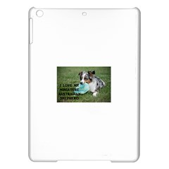 Blue Merle Miniature American Shepherd Love W Pic iPad Air Hardshell Cases