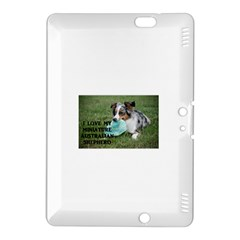Blue Merle Miniature American Shepherd Love W Pic Kindle Fire HDX 8.9  Hardshell Case