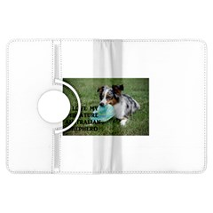 Blue Merle Miniature American Shepherd Love W Pic Kindle Fire HDX Flip 360 Case