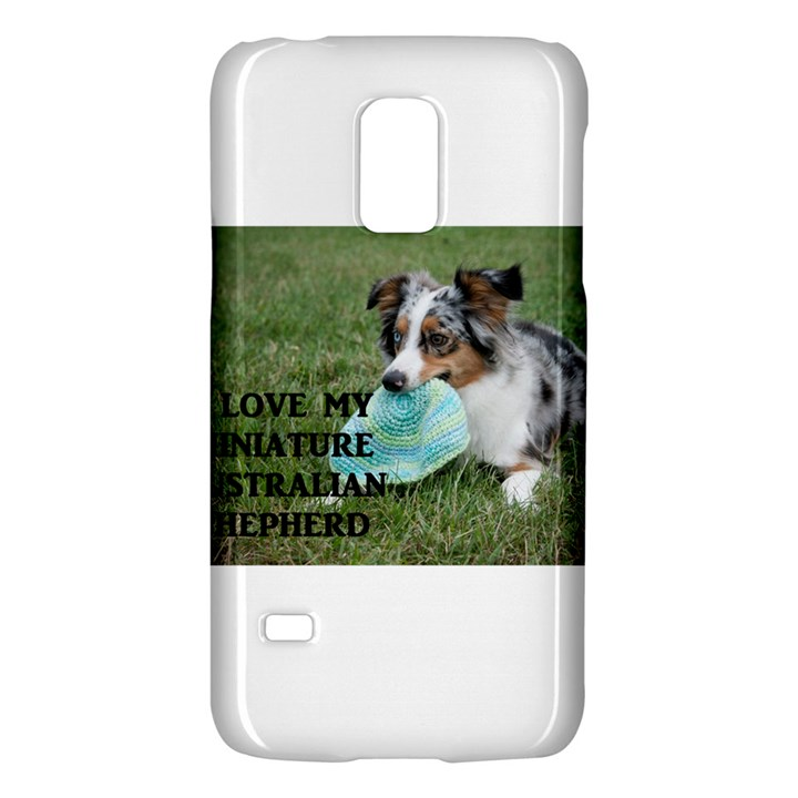 Blue Merle Miniature American Shepherd Love W Pic Galaxy S5 Mini