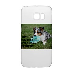 Blue Merle Miniature American Shepherd Love W Pic Galaxy S6 Edge