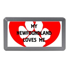 My Newfie Loves Me Memory Card Reader (Mini)