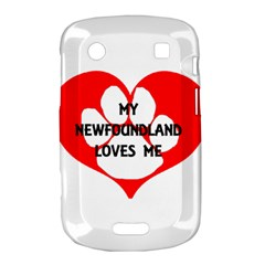 My Newfie Loves Me Bold Touch 9900 9930