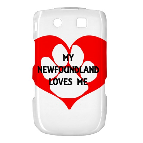 My Newfie Loves Me Torch 9800 9810