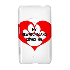 My Newfie Loves Me Nokia Lumia 625