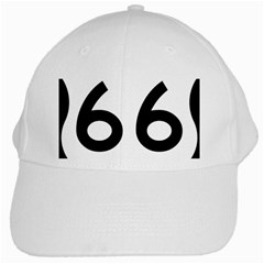 U S  Route 66 White Cap