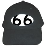 U.S. Route 66 Black Cap Front