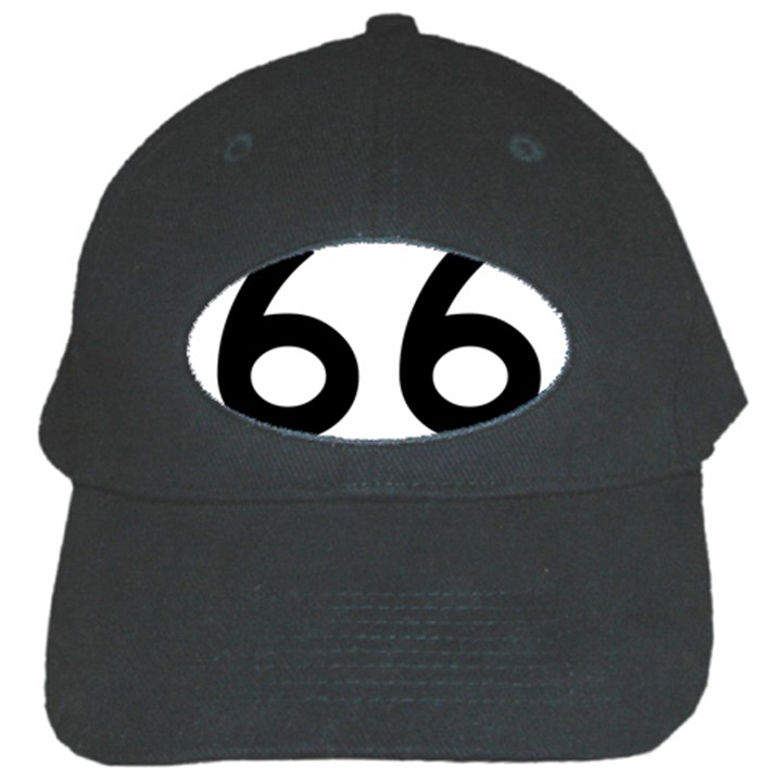 U.S. Route 66 Black Cap
