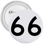 U.S. Route 66 3  Buttons Front