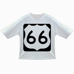 U S  Route 66 Infant/toddler T Shirts