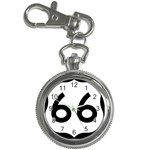 U.S. Route 66 Key Chain Watches Front