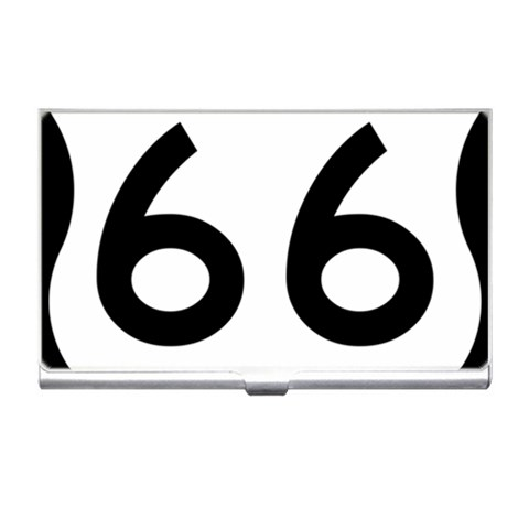 U.S. Route 66 Business Card Holders