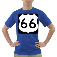 U.S. Route 66 Dark T-Shirt