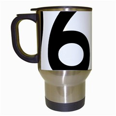 U.S. Route 66 Travel Mugs (White)