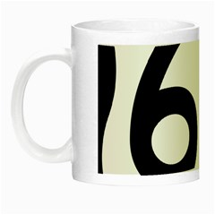 U.S. Route 66 Night Luminous Mugs