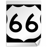U.S. Route 66 Canvas 36  x 48   48 x36 Canvas - 1