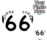 U.S. Route 66 Playing Cards 54 (Heart)  Front - Joker1