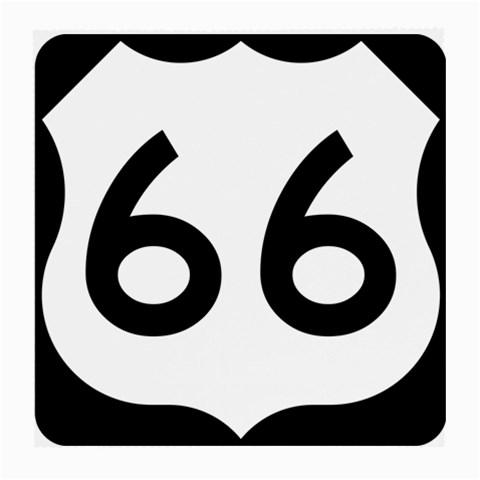 U.S. Route 66 Medium Glasses Cloth